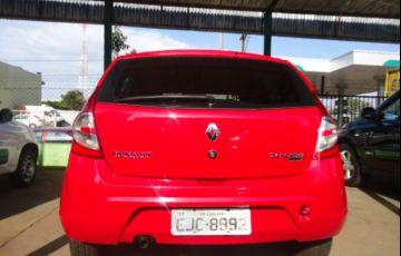 Renault Sandero Authentique 1.0 16V (Flex) - Foto #4