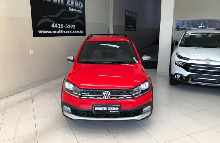 Volkswagen Saveiro Cross CE 1.6 16V Total Flex - Foto #9