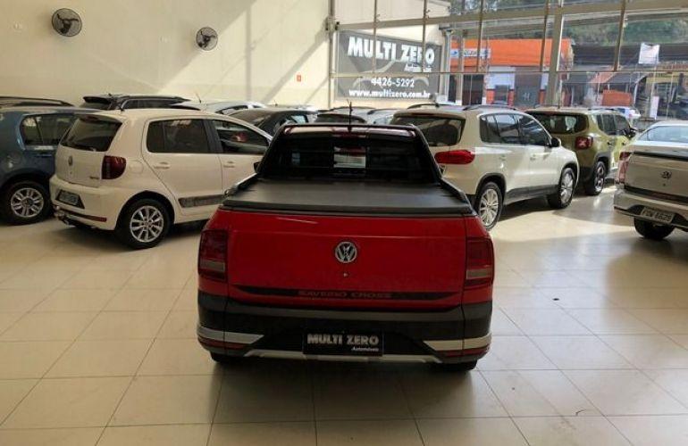Volkswagen Saveiro Cross CE 1.6 16V Total Flex - Foto #10