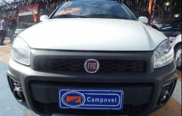 Fiat Strada Hard Working 1.4 EVO Flex