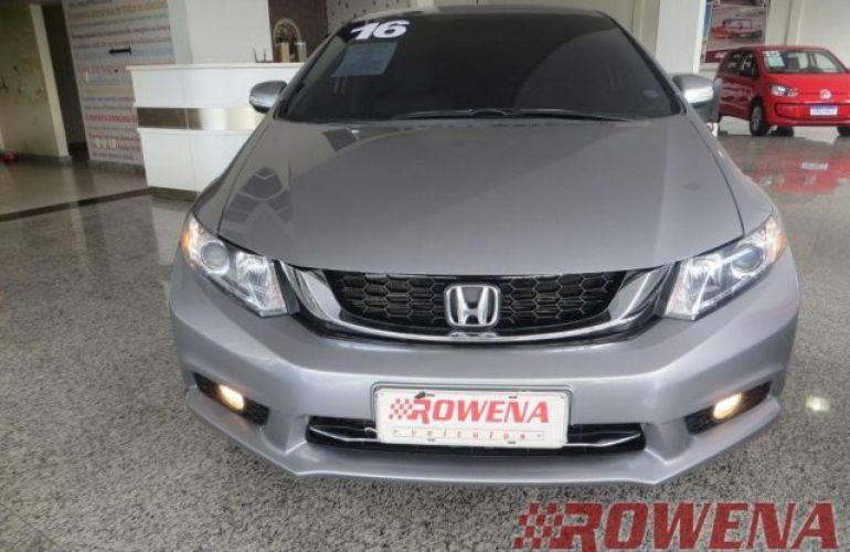 Honda Civic LXR 2.0 16V Flex - Foto #1