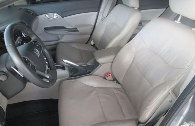 Honda Civic LXR 2.0 16V Flex - Foto #9