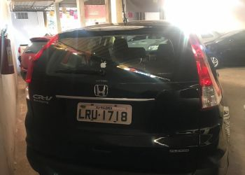 Honda CR-V LX 2.0 16v Flexone (Aut) - Foto #8