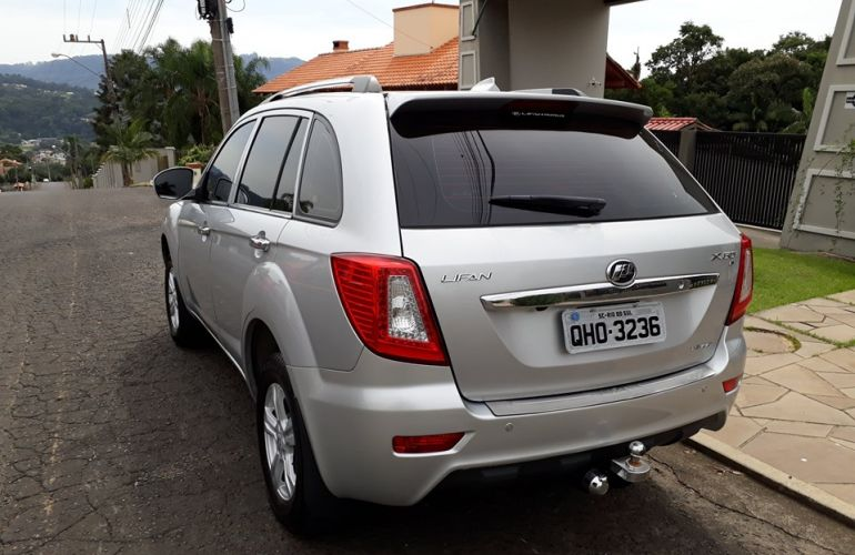 Lifan X60 1.8 16V VVT VIP - Foto #7