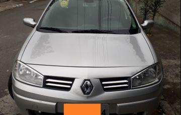 Renault Mégane Grand Tour Dynamique 1.6 16V (flex) - Foto #2