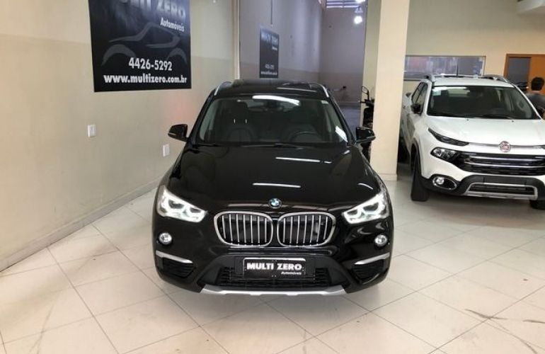 BMW X1 S Drive 20i X-Line 2.0 16V Turbo - Foto #9