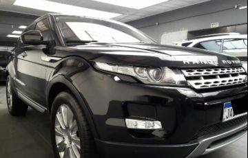 Land Rover Range Rover Evoque 2.2 SD4 Prestige