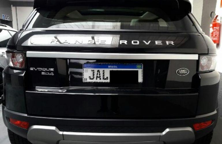 Land Rover Range Rover Evoque 2.2 SD4 Prestige - Foto #3