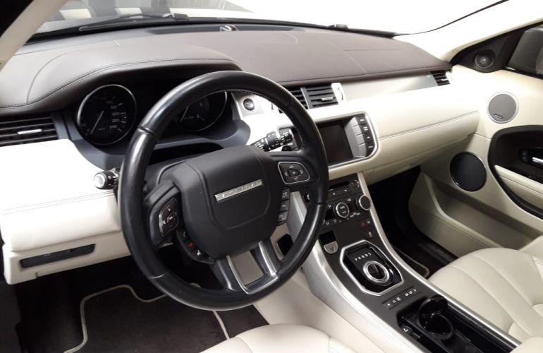 Land Rover Range Rover Evoque 2.2 SD4 Prestige - Foto #10
