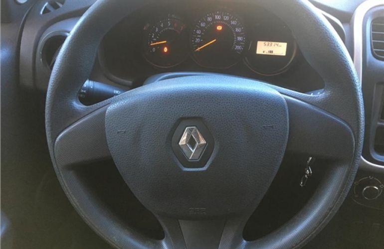 Renault Sandero 1.0 Authentique 16V Flex 4p Manual - Foto #6
