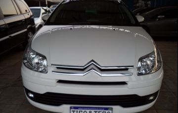 Citroën C4 GLX 1.6 (flex)