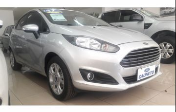 Ford New Fiesta 1.6 Sel