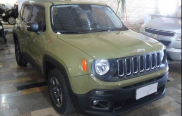 Jeep Renegade Sport 1.8 (Flex)