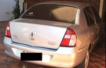 Renault Clio Sedan Privilége Hi-Power 1.0 16V - Foto #3