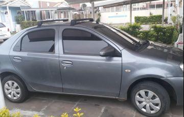 Toyota Etios Sedan X 1.5 (Flex)