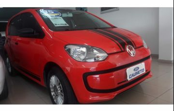 Volkswagen Up! 1.0 12v E-Flex black up!