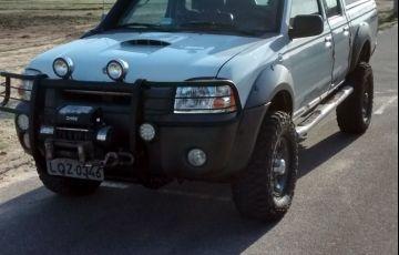 Nissan Frontier XE 4x4 2.8 (cab. dupla) - Foto #4