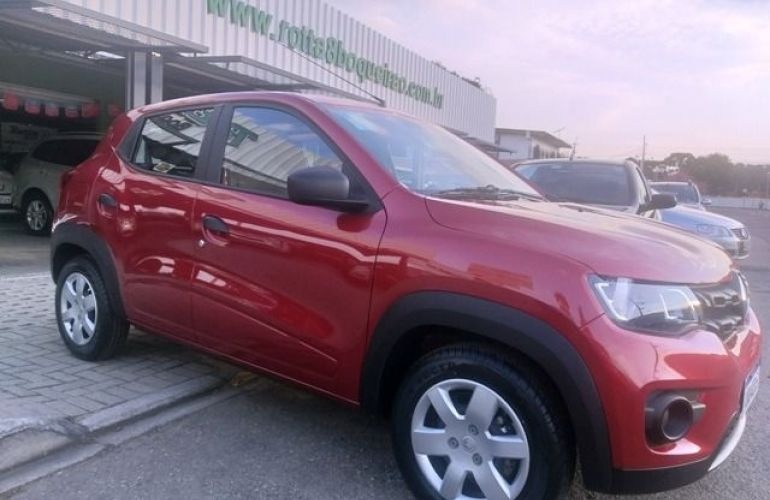 Renault KWID Life 1.0 12V - Foto #2