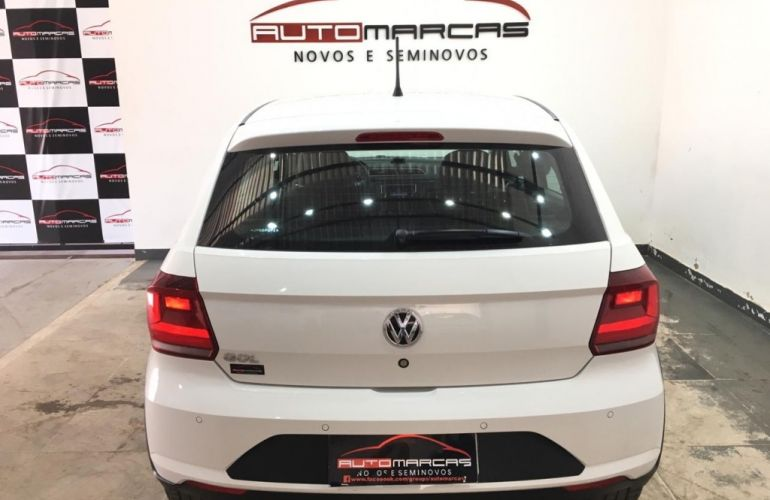 Volkswagen Gol 1.0 MPI Track (Flex) - Foto #5
