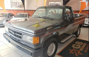 Chevrolet D20 Pick Up Custom Luxe 4.0 (Cab Simples)