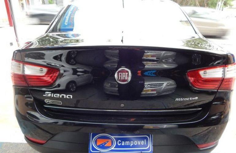 Fiat Grand Siena Attractive 1.4 EVO Flex - Foto #5