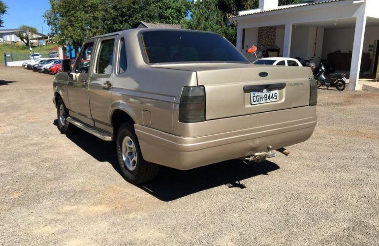 Ford F1000 Tropical Turbo 4.3 (Cab Dupla) - Foto #3
