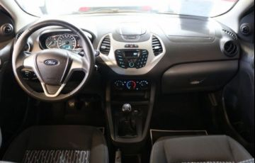 Ford KA SE 1.5 - Foto #8
