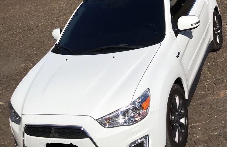 Mitsubishi ASX 2.0 16V CVT 4WD - Foto #1