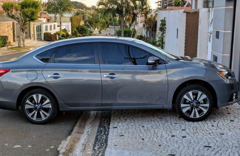Nissan Sentra SV 2.0 16V CVT (Flex) - Foto #1