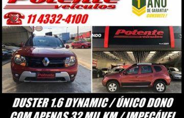 Renault Duster Dynamique 1.6 16V Hi-Flex - Foto #1