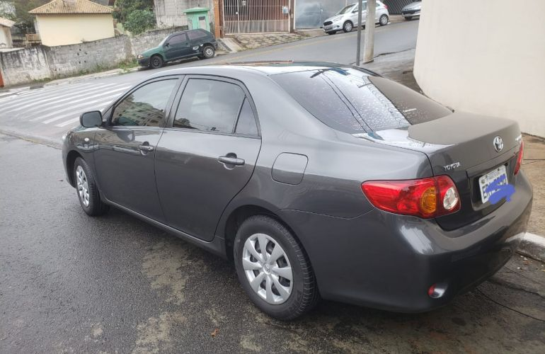 Toyota Corolla Sedan XLi 1.8 16V (flex) (aut) - Foto #3