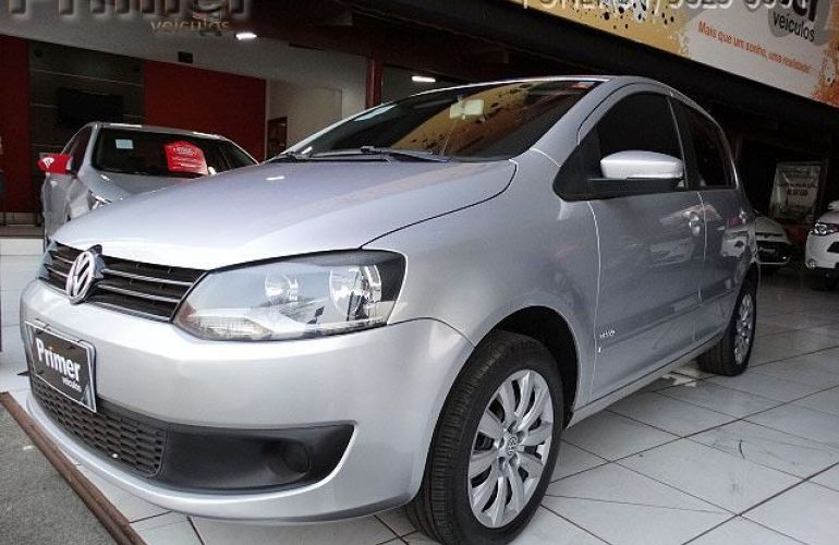 Volkswagen Fox Trend 1.0 Mi 8V Total Flex - Foto #1