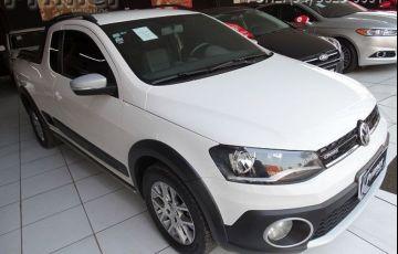Volkswagen Saveiro Cross CE 1.6 16V Total Flex - Foto #2