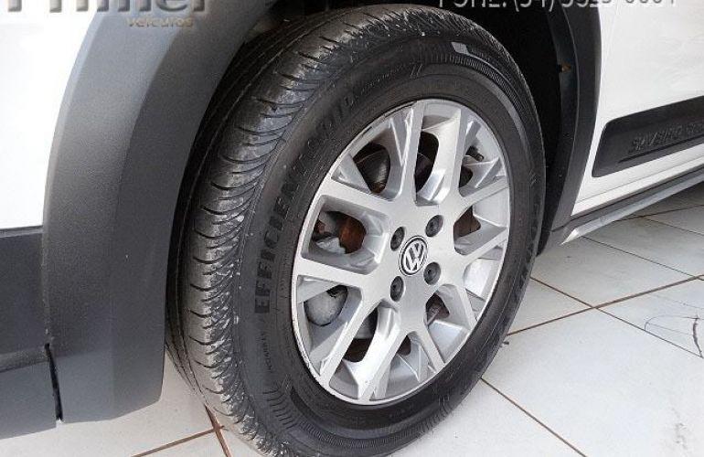 Volkswagen Saveiro Cross CE 1.6 16V Total Flex - Foto #5