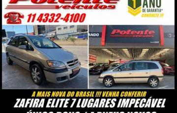 Chevrolet Zafira Elite 2.0 Mpfi 8V Flexpower