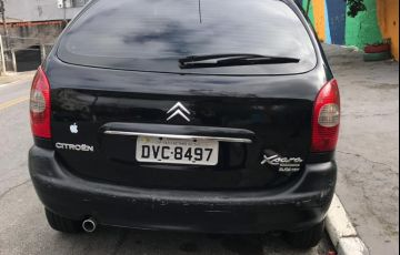 Citroën Xsara Picasso Exclusive 2.0 (aut) - Foto #10