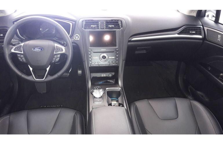 Ford Focus Fastback Titanium 2.0 PowerShift - Foto #9