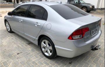 Honda Civic LXS 1.8 i-VTEC (Aut) (Flex) - Foto #4