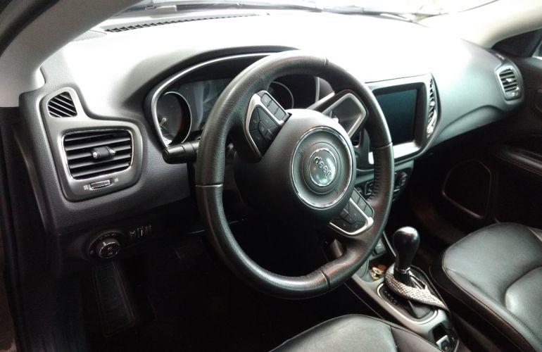Jeep Compass 2.0 Longitude (Aut) (Flex) - Foto #4
