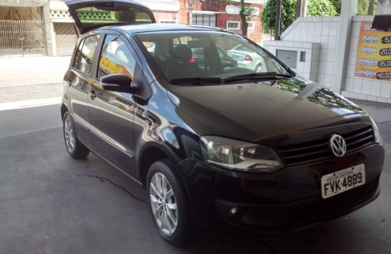 Volkswagen Fox 1.6 VHT Highline (Flex) - Foto #4