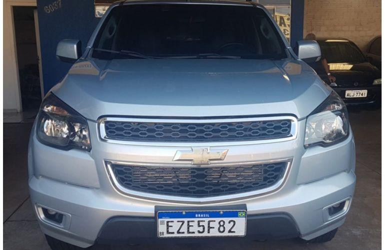 Chevrolet S10 2.8 CTDi 4x4 LT (Cab Dupla) - Foto #1