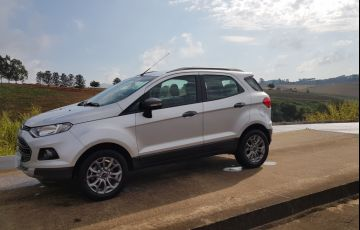 Ford Ecosport Freestyle 1.6 16V (Flex) - Foto #1