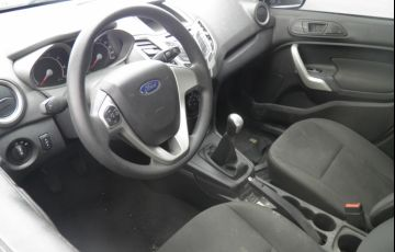 Ford New Fiesta Sedan SE 1.6 (Flex)