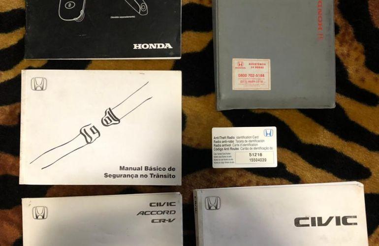 Honda Civic Sedan EX 1.7 16V (Aut) - Foto #10