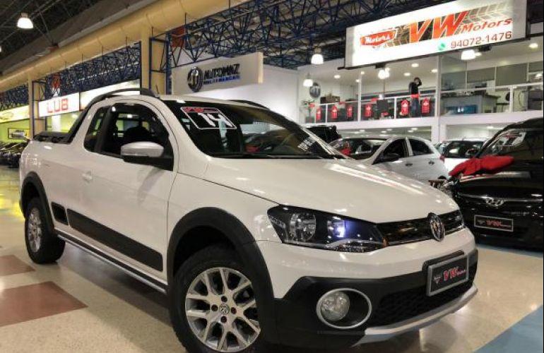 Volkswagen Cross 1.6 Mi Total Flex 8V Ce - Foto #2