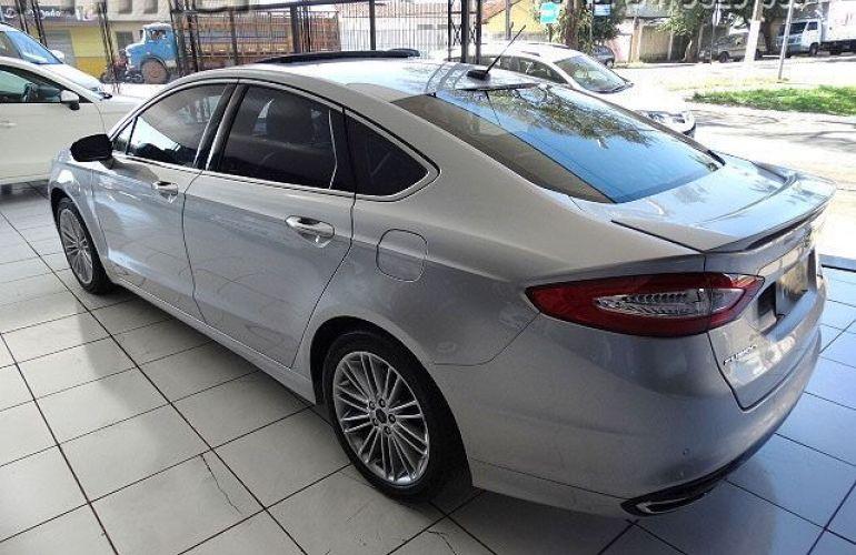 Ford Fusion Titanium EcoBoost FWD 2.0 GTDI - Foto #3
