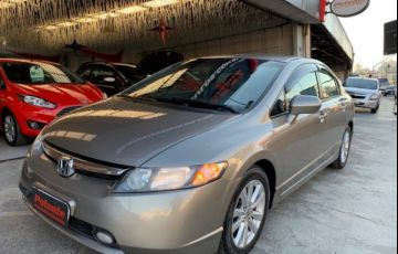 Honda Civic LXS 1.8 16V Flex - Foto #5