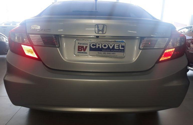 Honda New Civic EXS 1.8 (Aut) (Flex) - Foto #4