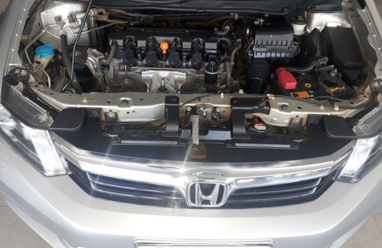 Honda New Civic EXS 1.8 (Aut) (Flex) - Foto #5