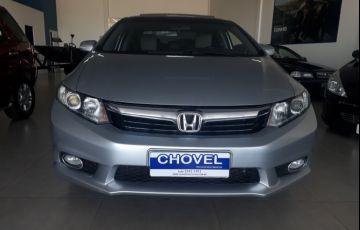 Honda New Civic EXS 1.8 (Aut) (Flex) - Foto #9